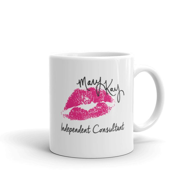 Mary Kay Mug made in the USA by digital detours