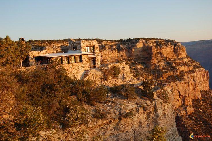 Hôtel au Grand Canyon
