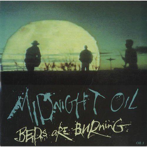 Midnight Oil - Beds Are Burning (Vinyl Sleeve)