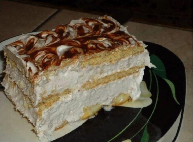 Tento úžasný koláč pripravíte bez pečenia raz dva a všetky ingrediencie má doma každá rodina