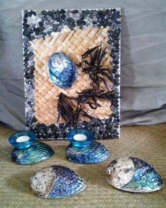 Paua art work