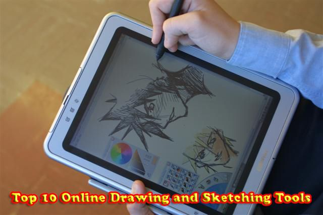 Top 10 Online Drawing and Sketching Tools