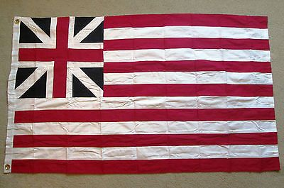 Cotton. first american #flag. revolutionary war #flag. #grand #union flag,  View more on the LINK: http://www.zeppy.io/product/gb/2/400990135198/