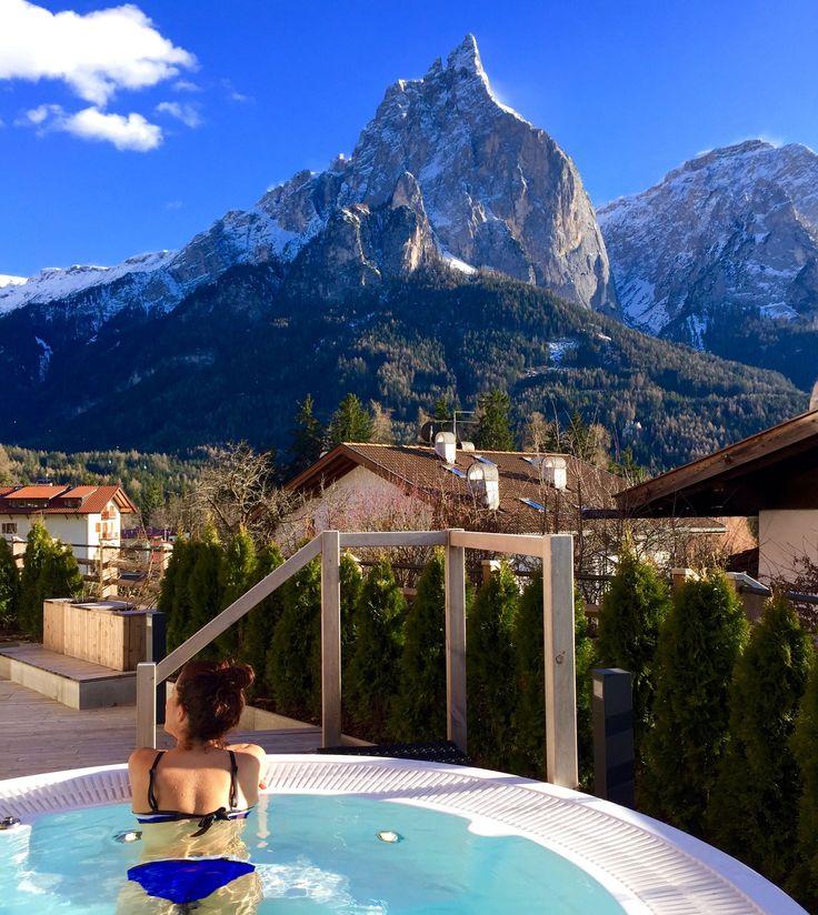 Winter sports wellness Sud Tirol