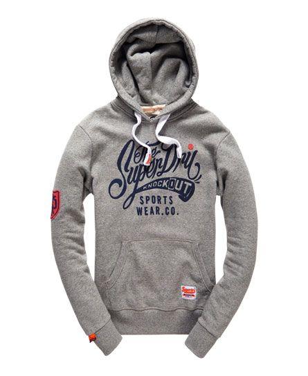 Superdry Knockout hoodie