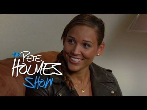 ▶ Pete Holmes Meets Lolo Jones - from The Pete Holmes Show