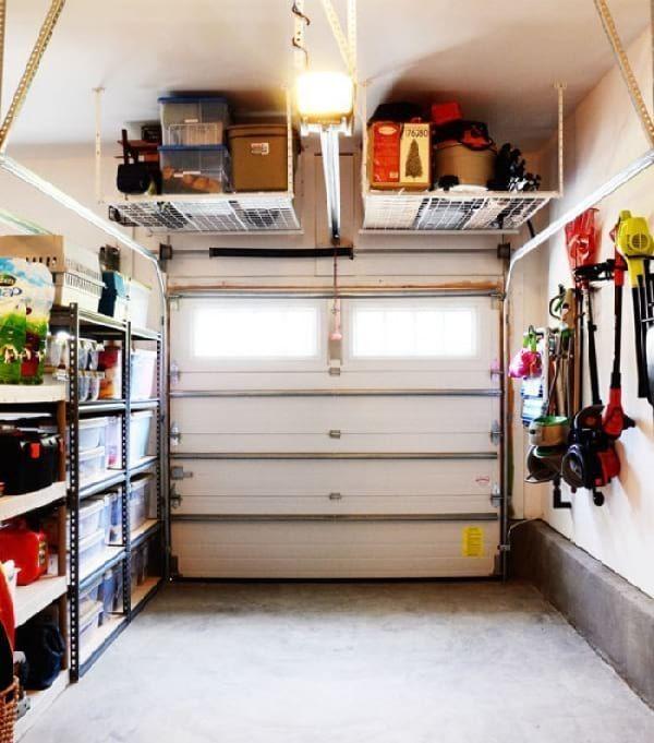 20 Super Idees De Rangement Pour Avoir Un Garage Toujours Impeccable In 2020 Speicherideen Aufbewahrung Ideen Garage Ideen