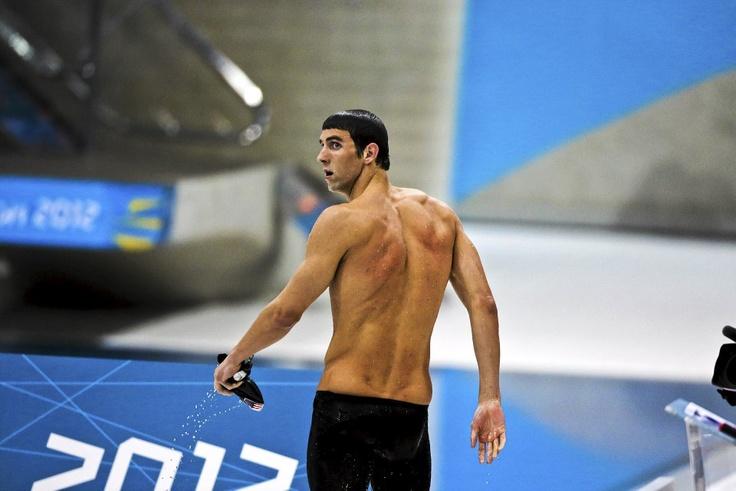 Uimari Michael Phelps on urallaan voittanut enemmän olympiamitaleita kuin kukaan muu. | Katso kuvakooste Lontoon olympialaisista. Kuva: Mika Ranta / HS