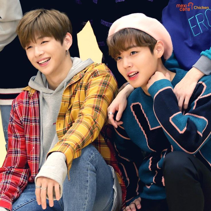 Jihoon and Daniel| Wanna One