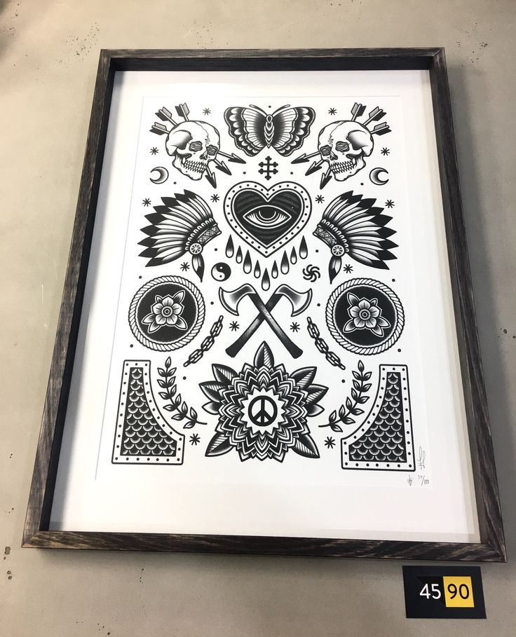 Limited edition print by Tom Gilmour custom framed @4590gallery, Kingston Canberra.