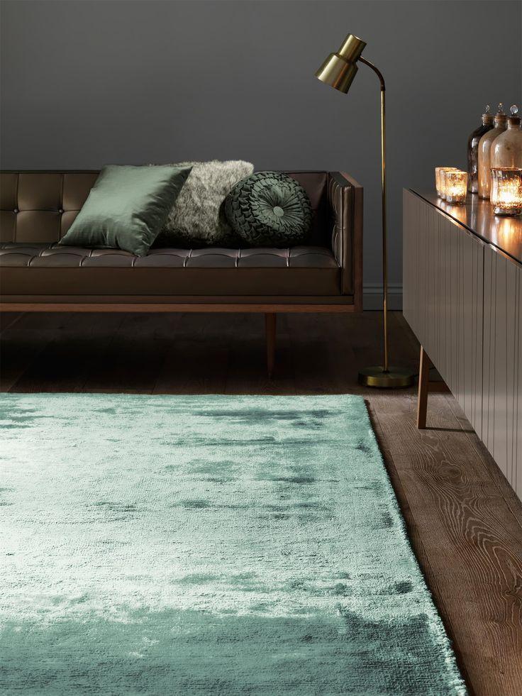 27 best Modern Glamour images on Pinterest Interior rugs, Modern - designer teppiche moderne einrichtung