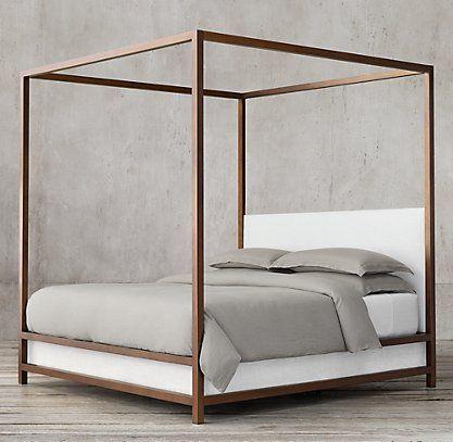 Montrose Bedroom Collection Brass | RH