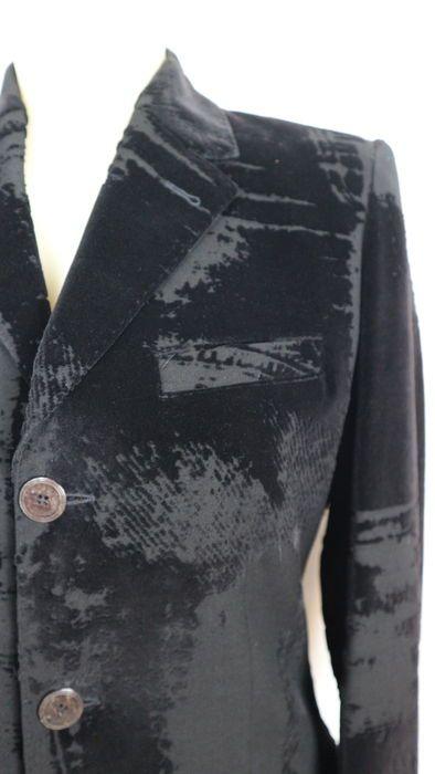 Jean Paul Gaultier - Blazer effetto usurato
