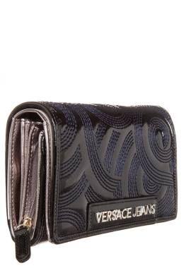 Versace Jeans Monedero Negro monederos Versace negro monedero Jeans CentralModa.eu