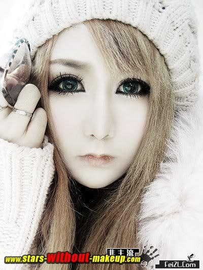 Ulzzang Makeup Tips: 104 Best Images About Asian Makeup On Pinterest