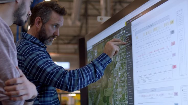 Unlock the power of the group with Microsoft Surface Hub.