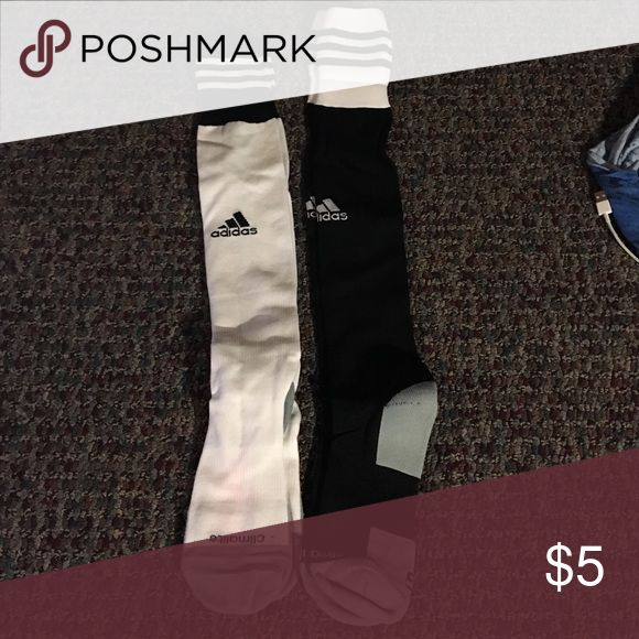 Adidas Soccer Socks Copa Zone Cushion Socks! Comfortable! Clean & in good condition Adidas Other