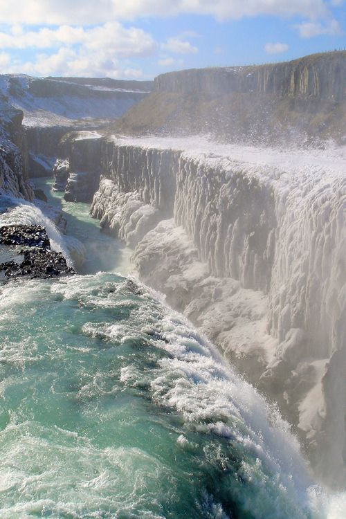 chrome hearts official site Gullfoss  Iceland