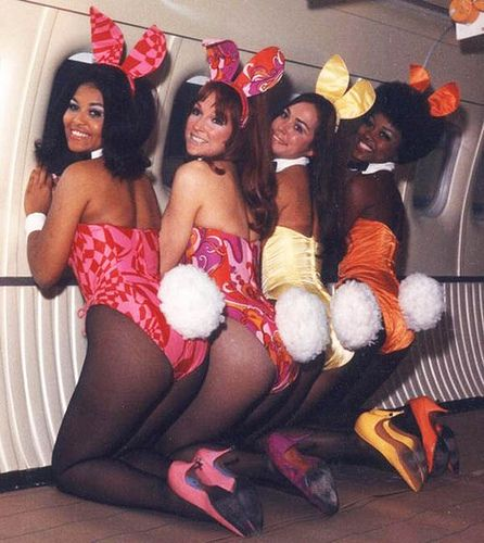 Playboy Bunnies....1960S Playboy, Late 1960S, 1970S Playboy, Bunnies Tail, Playboy Vintage, Vintage Playboy, 1960S 70S, Pinup, Playboy Bunnies