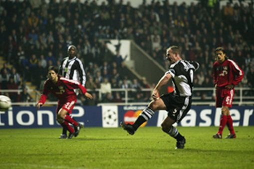 UEFA Champions League 2003 - Newcatle United vs Bayern Leverkusen | Iconic Photo Galleries - Sport