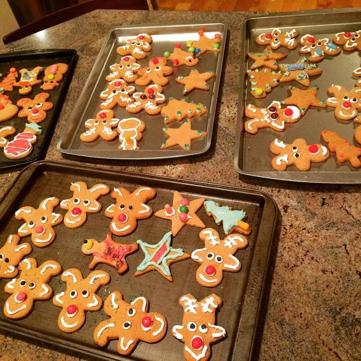 Gluten-Free Gingerbread Boys | Jodi Lee Nutrition