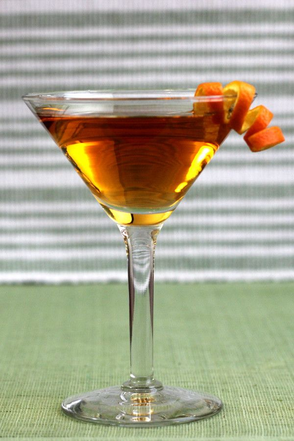 The Fox River Cocktail is bourbon based with a significant hint of chocolate, and some bitters to blend it all together. It's an unusual flavor, but it can become addictive. Be sure to use a moderate quality, drinkable bourbon.