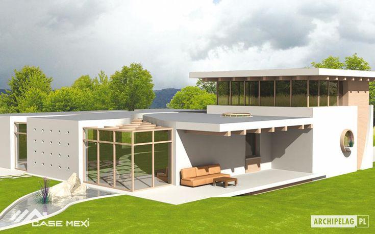 Casele cu etaj prezinta unele avantaje in comparatie cu casele pe un singur nivel adica nu necesita un teren foarte mare, prin ferestele de la etaj puteti avea o priveliste deosebita si tot aici se poate amenaja un loc de relaxare.