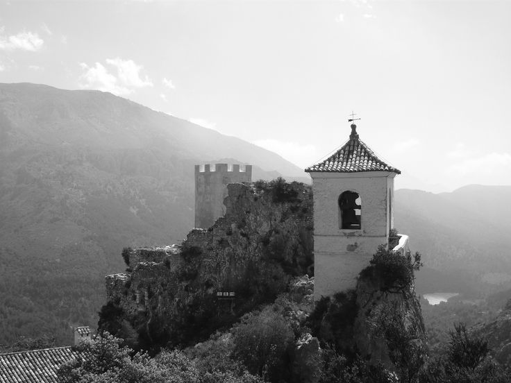 Guadalest - Spain 2008 - Adrian Juniper