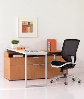 HONs Voi Laminate Desking See More At Showcasehon Leasing OfficeOffice DepotOffice FurnitureInterior
