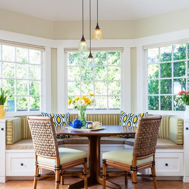 Octagonal Dining Design Ideas, Pictures, Remodel and Decor