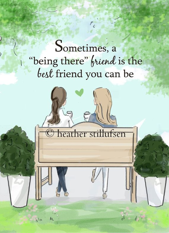 being there for friends How to stop being friends with someone is there someone you don't want to be friends with anymore, but you aren't sure how to do it when ending a friendship, there's almost always going to be hurt feelings.