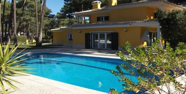 Casa de Campo, Aluguer de Férias em Aroeira Reserve e Alugue - 5 Quarto(s), 5.0 Casa(s) de Banho, Para 12 Pessoas - Vivenda de férias em aroeira, Costa de Lisboa