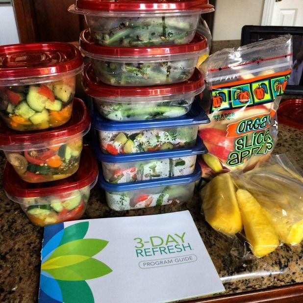 My 3 Day Refresh Results! | Allison Tibbs Fitness