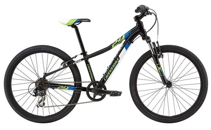 Cannondale Trail 24 Boy's Bike Black 2017