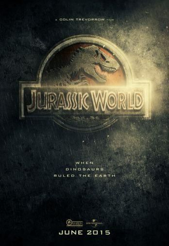 Jurassic World Movie Poster 24in x36in