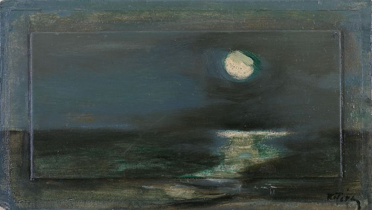 The Moon Panayiotis Tetsis