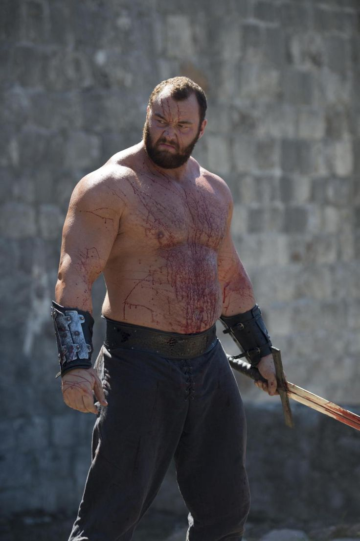 Watch 'The Mountain' fromGame of Thrones Break a 1,000-Year-Old Weightlifting Record You might get back pain just from watching him do it