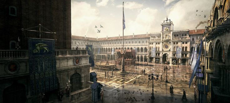 """In the following article, originally published in Spanish onMetaSpaceas """"Assassin's Creed 2 - Arquitectos que hacen videojuegos""""(Architects Who..."""