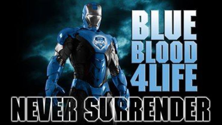 Blue Patriot