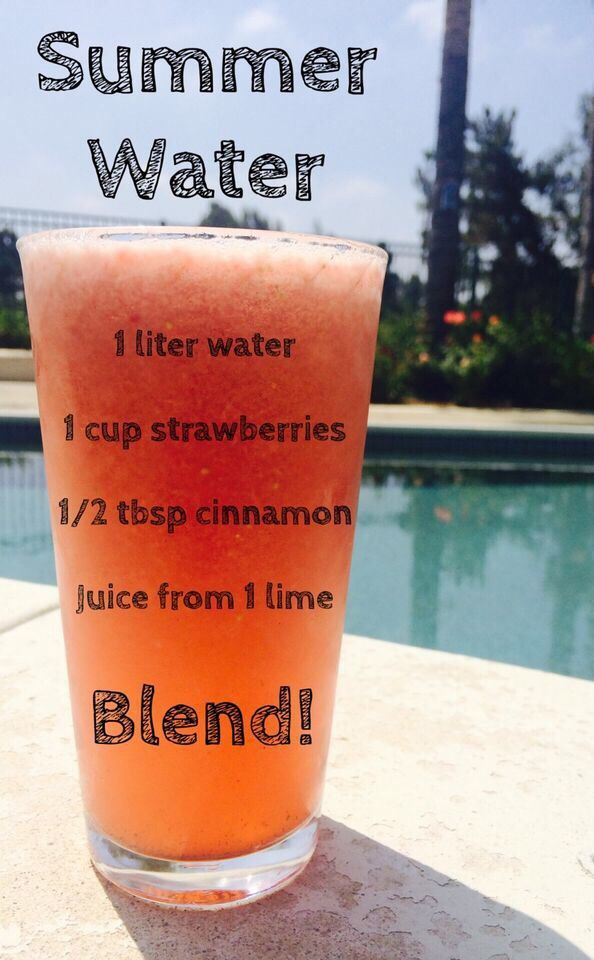 A refreshing blend of natural fat burners that cools you off and gets you swimsuit ready for best results, drink before and after meals #weightloss