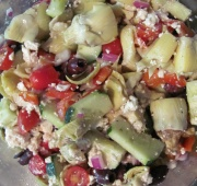 "Fast Paleo » ""Anti-Pasta"" Salad - Paleo Recipe Sharing Site"