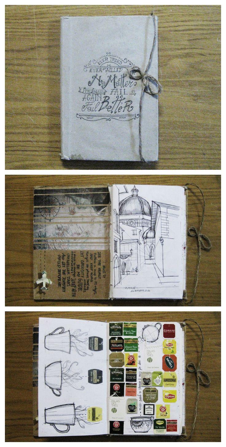 travelbook #1