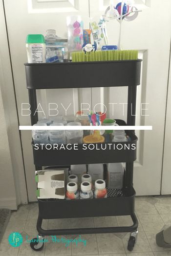 17 Best Ideas About Baby Bottle Storage On Pinterest
