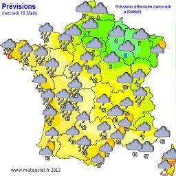 Meteociel - Climatologie mensuelle de Paris - Montsouris (75)