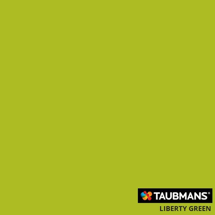 #Taubmanscolour #libertygreen