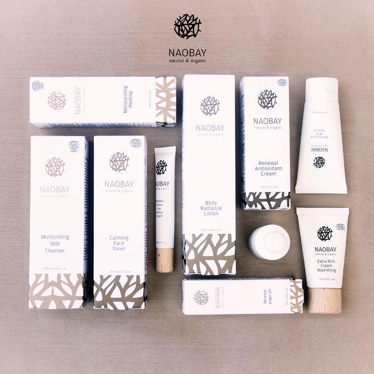 Naobay Cosmetics   J'ai toute la gamme #naobaycosmetics et je suis complètement fan. Naobay est une société made in Spain de cosmétique naturel, organique et certifié. En savoir plus sur mon poste.