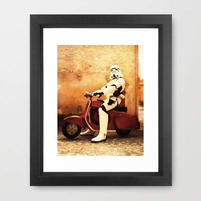 Summer of 1967~ Fabian Gonzalez: Frames Art Prints, Framed Art Prints, Frames Prints, Stars War, 1967 Frames, Blueberries Breakfast Cakes, Originals Art, Framed Prints, Wasps