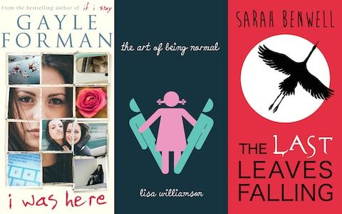 The must-read young adult fiction (YA) and best teen books released in 2015. Updated weekly