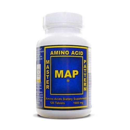 Use this!  MAP Master Amino Acid Pattern 1000 mg 120 Tabs