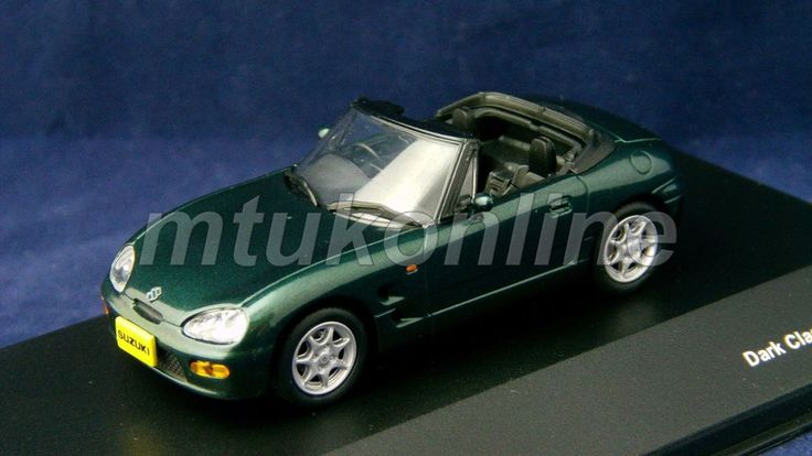 KYOSHO 2007 | SUZUKI CAPPUCCINO 1993 | 1/43 | J-COLLECTION LIMITED 1,008PCS